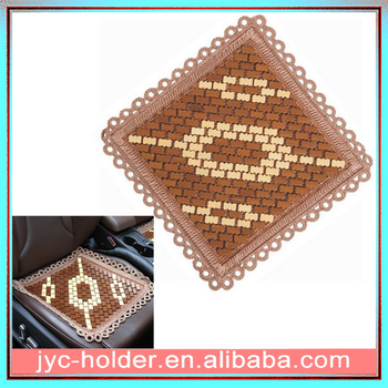 Comfortable Summer Bamboo Car Seat Cushion
