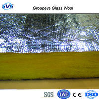 Australia Standard Best Price Insulation Glass Wool Price With Aluminum Foil