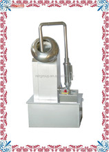 Intricate small chocolate candy coating machine/sugar coated pan on hot sale for sale with CE approved