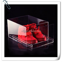 transparent box to store shoes, box for shoes, box shoes