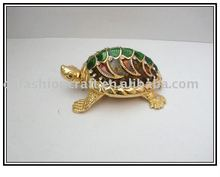 Turtle decorative box,2011 the hot sale design