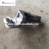 "piling equipment 8 1/2""tricone bit roller Cutter"