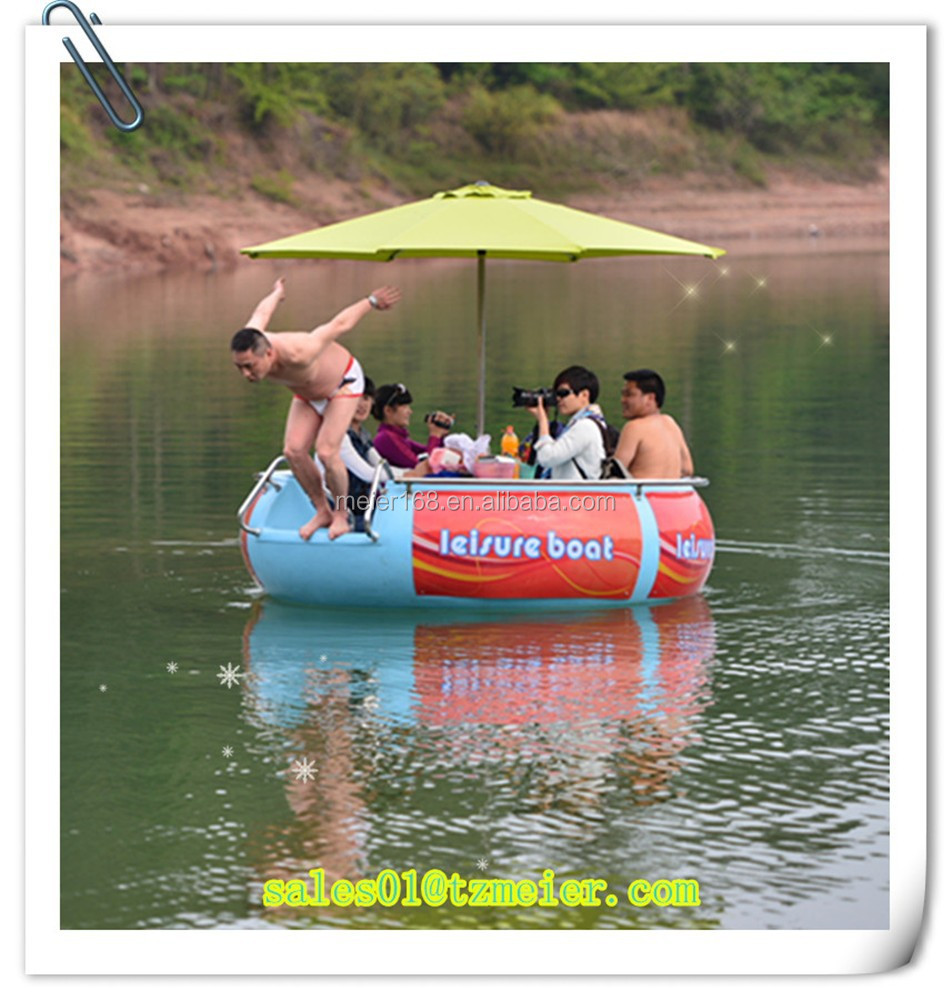 Manufacturer electric motor tour boats for sale