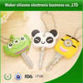 high quality cartoon silicone key cover,silicone key chain