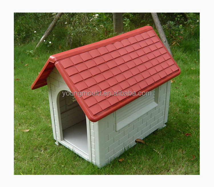 Newest Nice looking dog house dog cage pet house mould