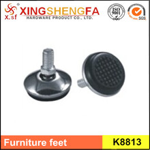 outdoor furniture feet with screw plastic furniture feet adjustable furniture feet