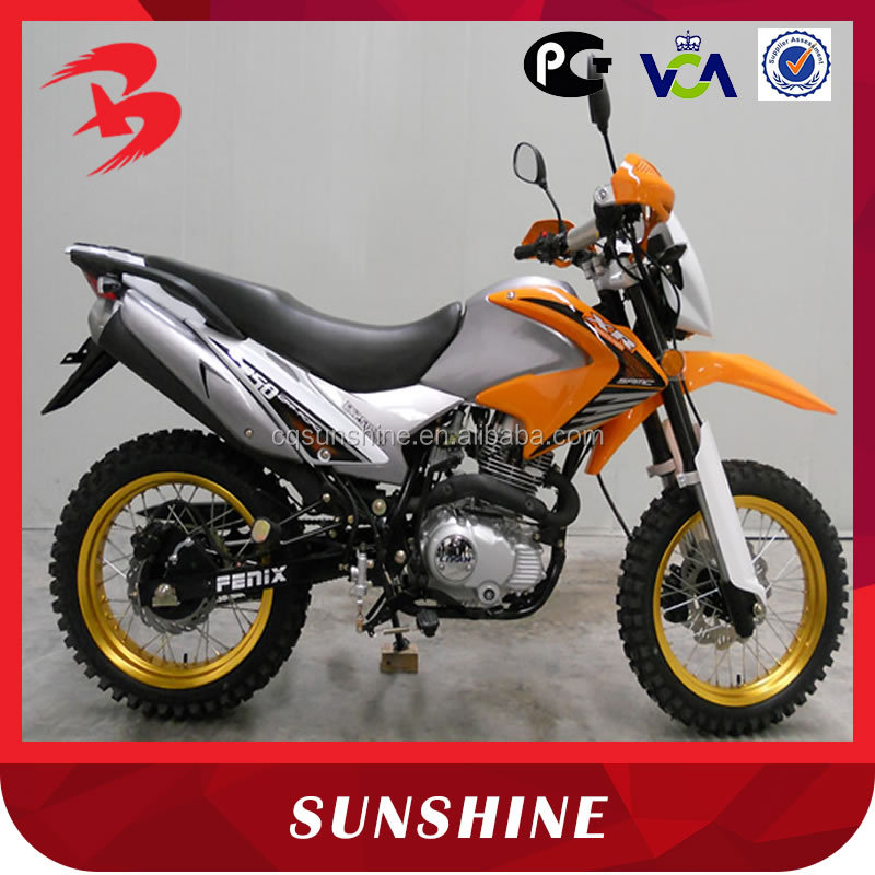 SX250GY-9 Chongqing High Quality Popular Cross Off Road 250CC Motorcycle