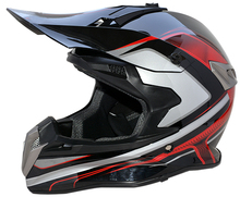 ABS DOT approved ATV Casco Motorbike Motocross Helmet