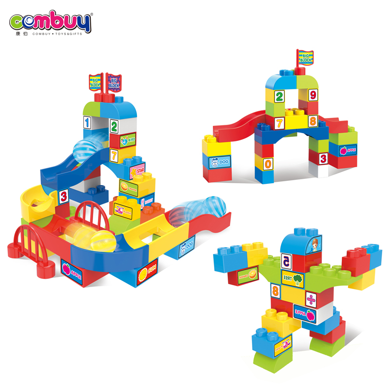 Hot sale assemble FM radio diy toy electronic building blocks