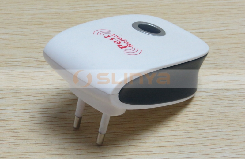 90V 110V 240V AC Portable Indoor Room Sound Wave Electronic Ultrasonic Mosquito Repeller Anti Pest Killer