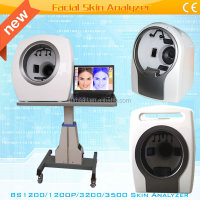 facial skin analysis system a-one machine,skin analyzer equipment