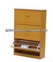 Hot Sale Melamine MDF Shoe Rack HL-S689A