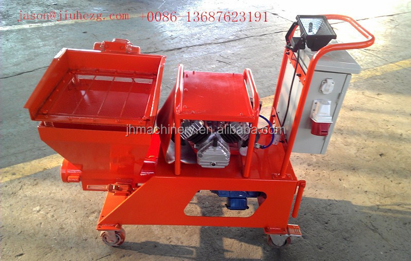 Semi-Automatic Mortar Plaster Sprayer Hotsale Construction Machinery