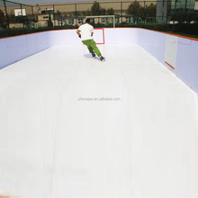 100% virgin white uhmwpe sheet ice skating upe sheet for synthetic ice rink