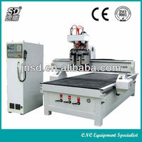 automatic 3d wood carving cnc router with rotary and vacuum table ang vacuum pump /chinese cnc router