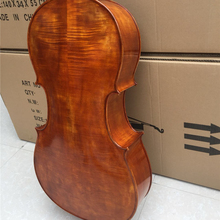 Professional solo master handmade cello string instruments 4/4