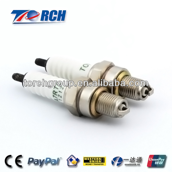 for yamaha 100cc motorcycle spark plugs