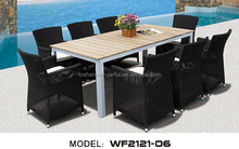 outdoor furniture rattan garden tables chairs set