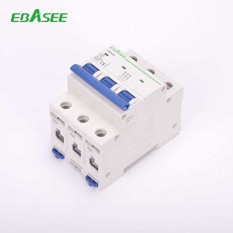 China market of electronic 3p terasaki circuit breaker factory