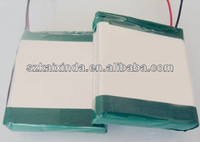 shenzhen small li-polymer battery 3.7v with 8000mah