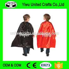Kids superman/superhero cloak/cape