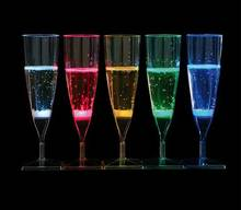 Bar Accessories LED champagne glass LED Nightclub cups,LED Shot Glass,