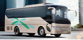 Electric Luxury Coach Bus With High Power and Long Range For India, Bangladesh, Singapore, Nepal