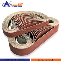 Jointing the sanding Belts / Sand Abrasive Belts for Metal Grinding