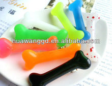 good quality wholesale plastic barrettes Hair Clip,Hair Barrette, Noctilucence bone barrette
