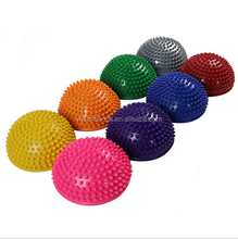 Virson-<span class=keywords><strong>Équilibre</strong></span> Pod Fitness Spiky Massage Yoga Balance Demi-Boule