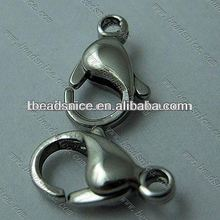 Beadsnice new designe finding stainless steel high quality lobster clasps jewelry magnetic clasp