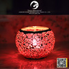 best price glass mosaic candle holders