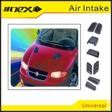 Air Flow Intake Turbo Side Vent Decorative Cover