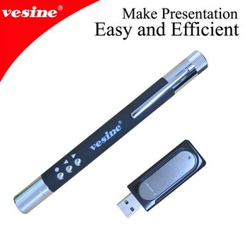 PP801 Miracle pen green laser pointer