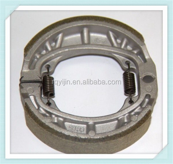 Manufacture motorcycle rear brake shoe experienced 25 years