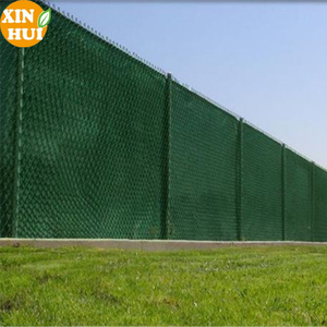 HDPE Mesh Portable Plastic Privacy Fence Screen