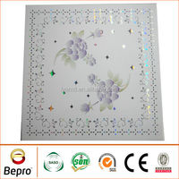 2015 plastic ceiling board/plastic ceiling panel/plastic wall panel