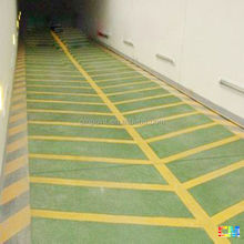 anti slip car parking floor paint color sand epoxy floor coating for ramp