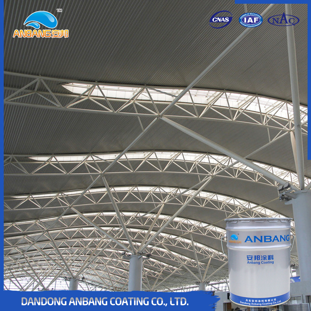 Aluminum alloy structure excellent anti rust epoxy zinc phosphate primer coating