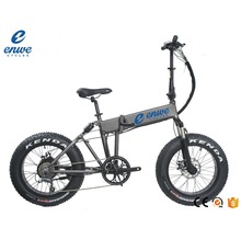 Enwe Best Selling 20 Inch Electric Biike E Bicycle Foldable Electric Bicycle for Europe Market