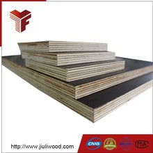 Good quality WBP Brown or Black film faced plywood 24mm pine