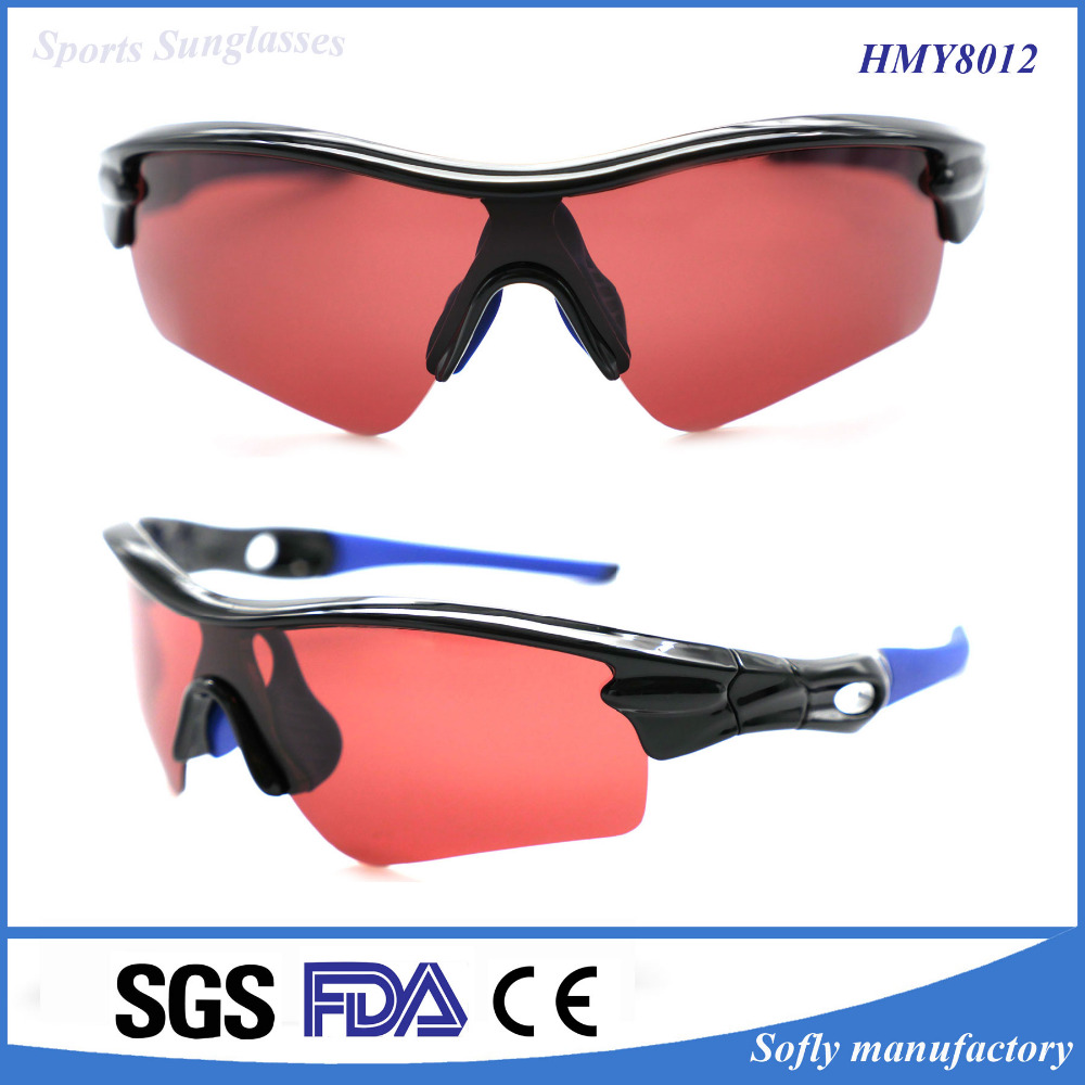 Newest Man TR90 Sport Sunglasses 2016 Mountain Motocycle 100% UV400 Outdoors Hiking Sunglasses