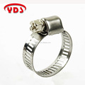 American type mini 400 stainless steel magnetic taiwan hose pipe clamp clip