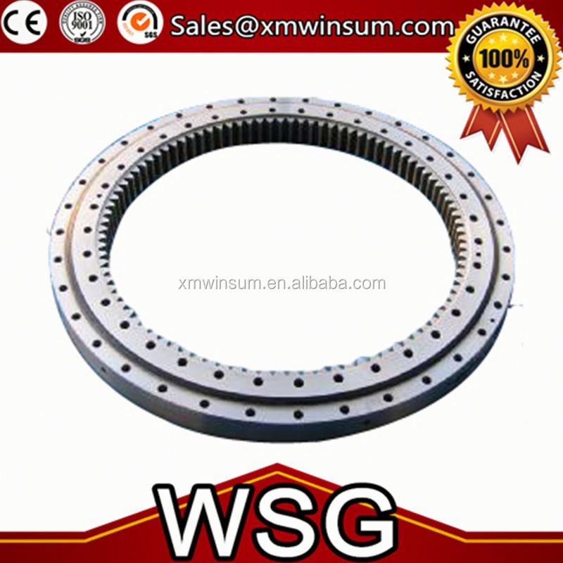 For Samsung MX08-2 Swing Bearing, Excavator Swing Circle PS132, PS210, MX08-2