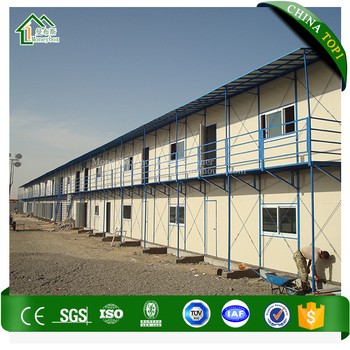 manufactured homes steel buildings, small houses