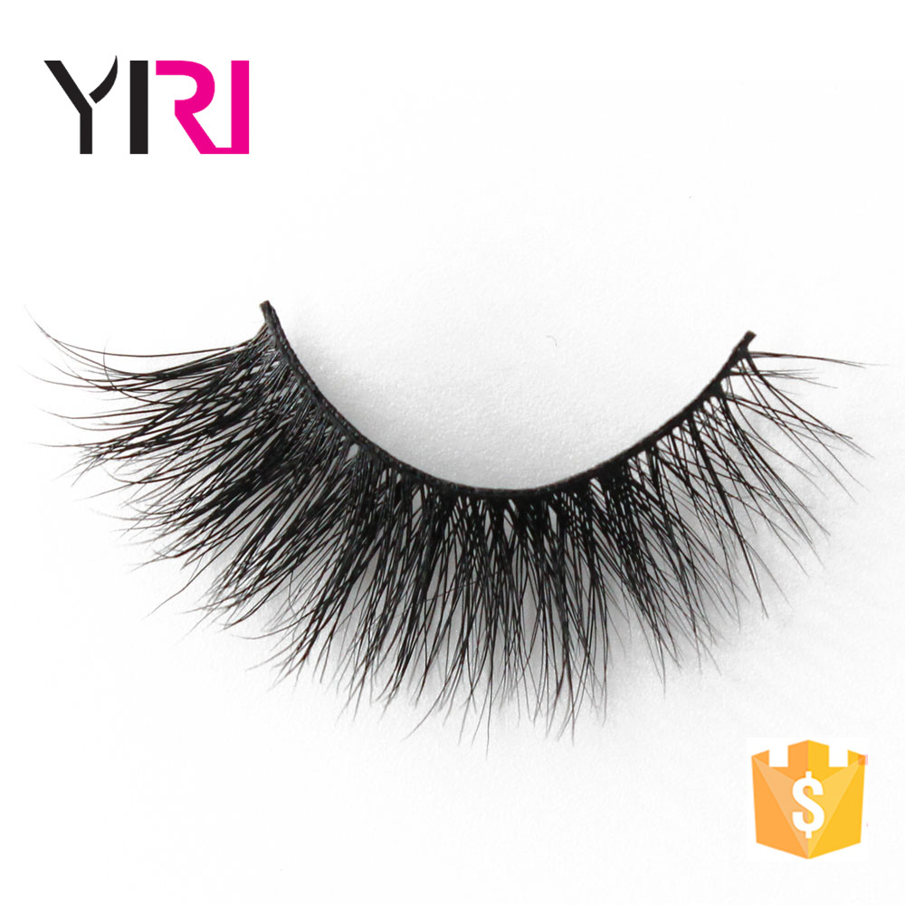 Chinese manufacturer mink fur eyelashes With Trade Assurance