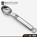 BEST Ice Cream Scoop Kitchen Professional Tool Spoon Metal Durability Handle