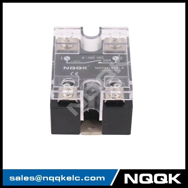 voltage type regulator 10 A Single Phase Solid State Relay with built in RC