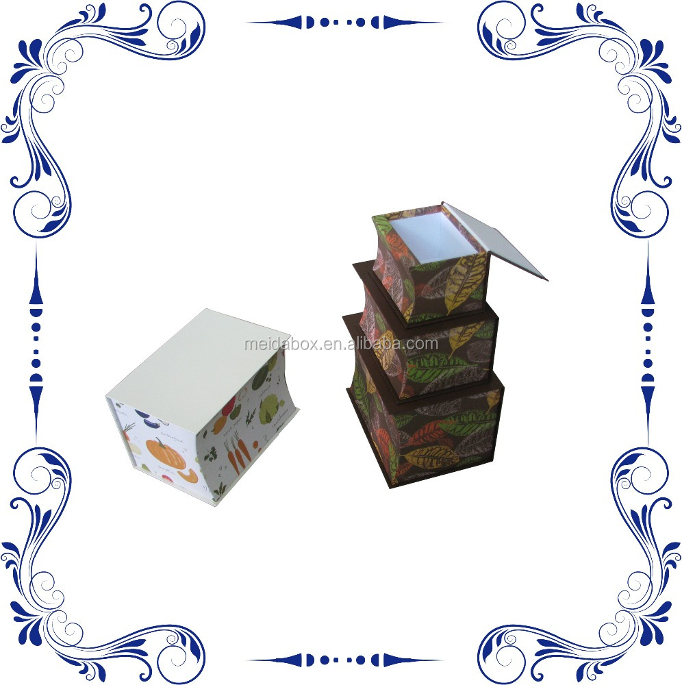 Book Shape Home Organizer Gift Box