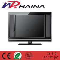 Professional china lcd skd kits manufacturer sell 17 inch led tv in dubai